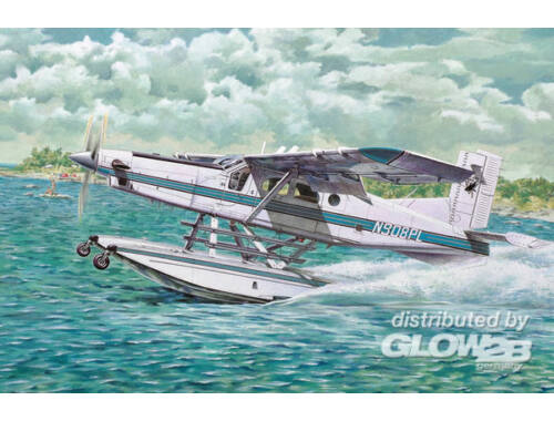 Roden Pilatus PC-6 B2/H4 Turbo Porter Floatpl. 1:48 (445)