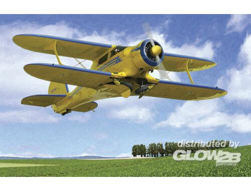 Roden Beechcraft D17S 1:48 (446)