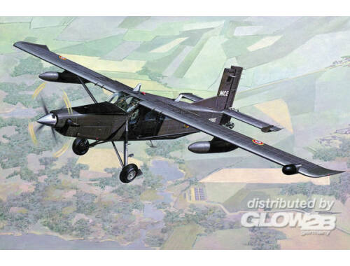 Roden Pilatus PC-6 B2/H4 Turbo Porter 1:48 (449)