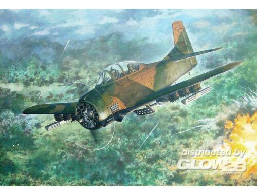 Roden North American T-28D Trojan 1:48 (450)