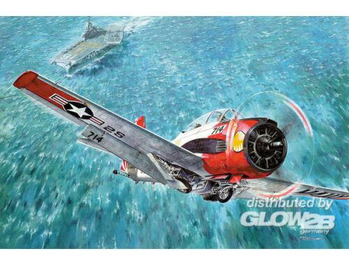 Roden North American T-28C Trojan 1:48 (451)