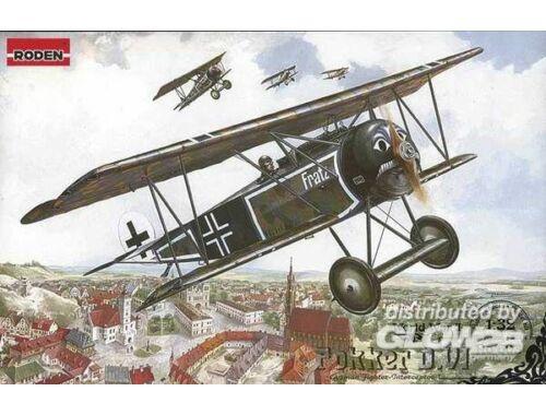 Roden Fokker D.VI 1:32 (603)