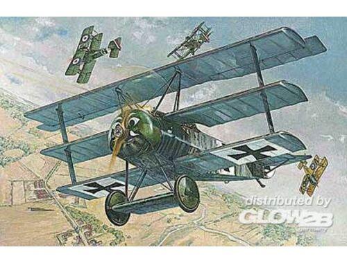 Roden Fokker F.I 1:32 (605)