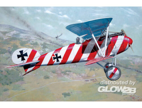 Roden Albatros D.III (OAW) 1:32 (608)