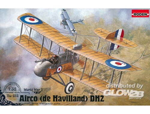 Roden De Havilland DH-2 1:32 (612)