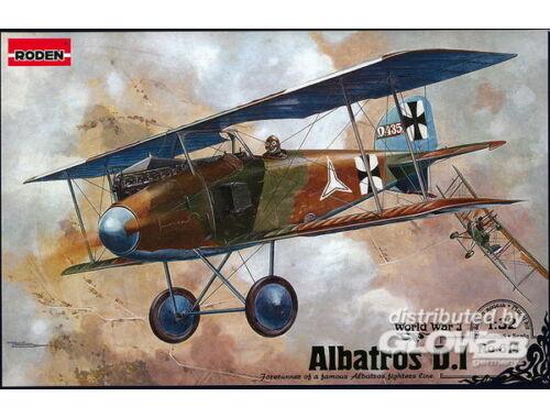 Roden Albatros D.I 1:32 (614)