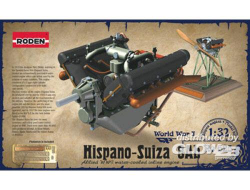 Roden Hispano-Suiza 8Ab 1:32 (625)