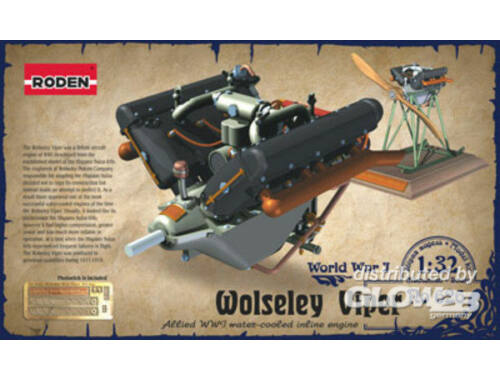 Roden Woseley W4A Viper 1:32 (626)