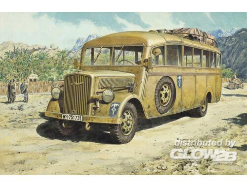 Roden Opel Blitz Omnibus model W.39 Ludewig-bu 1:72 (721)