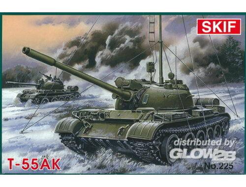 Skif T-55 AK 1:35 (225)
