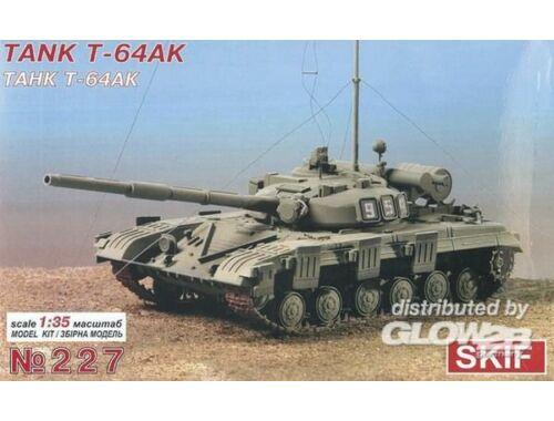 Skif Russischer Panzer T-64 AK 1:35 (227)
