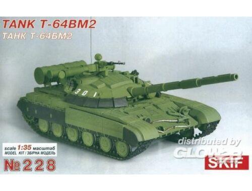 Skif T-64BM2 1:35 (228)