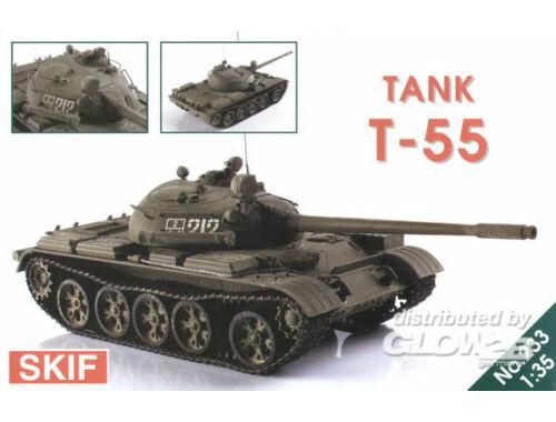 Skif T-55 Soviet tank 1:35 (233)