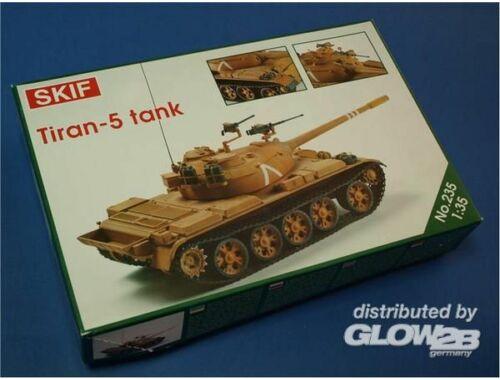 Skif Tiran-5 tank 1:35 (235)