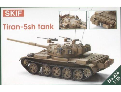Skif Tiran-5Sh tank 1:35 (236)