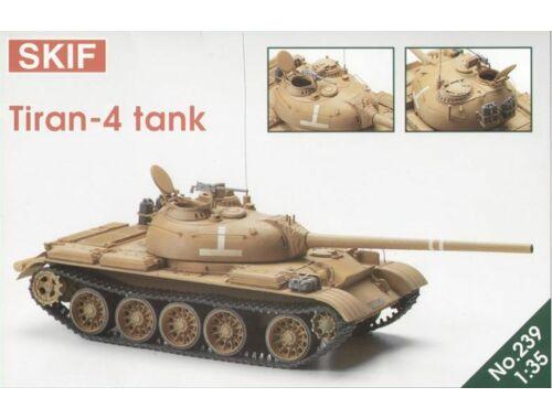 Skif Tiran-4 tank 1:35 (239)