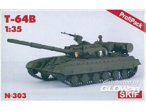 Skif Soviet main battle tank T-64B ProfiPack 1:35 (303)