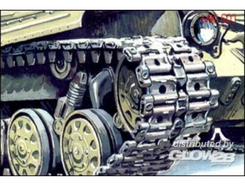 Skif Separate Track Links for T-64 1:35 (501)