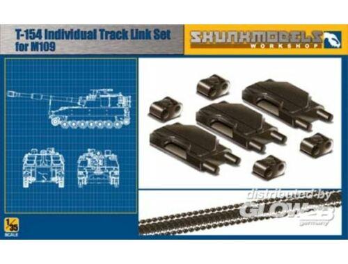 Skunkmodel T-154 TRACK-LINK FOR M109A6 1:35 (35002)