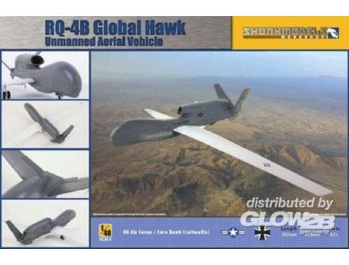 Skunkmodel RQ-4B Global Hawk 1:48 (48009)