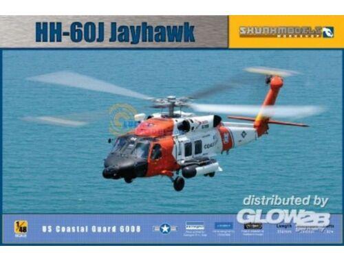Skunkmodel HH-60J Jayhawk 1:48 (48010)