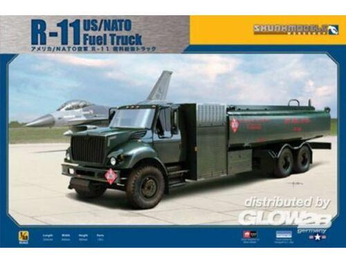 Skunkmodel R-11 US/NATO FUEL TRUCK 1:48 (62001)
