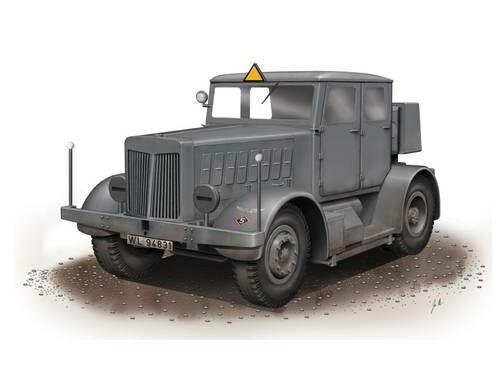 Special Hobby SS-100 Gigant Schwerer Radschlepper/HTra 1:72 (72001)