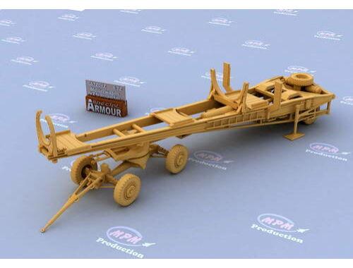 Special Hobby Meillerwagen V2 Transporter 1:72 (72012)
