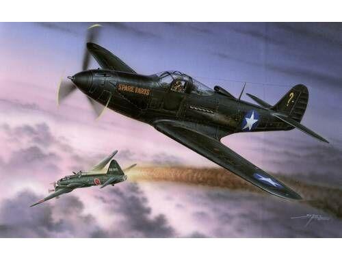 Special Hobby P-39Q Makin Airacobras Hi-tech 1:32 (32026)