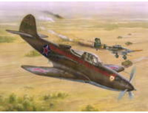 "Special Hobby P-39 ""Soviet Guard Regiments"" 1:32 (32028)"