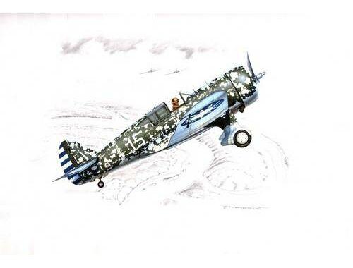 Special Hobby model H-75M/N/O Hawk 1:32 (32038)