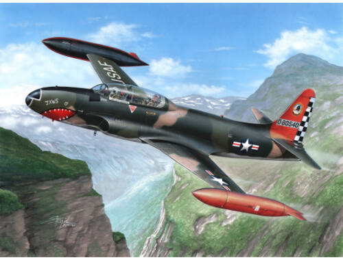 Special Hobby T-33A T-Bird Over Europe 1:32 (32050)