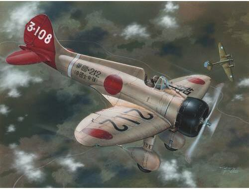 "Special Hobby A5M2b Claude ""Over China"" re-issue 1:32 (32051)"