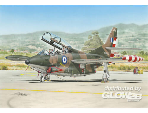 """Special Hobby T-2 Buckeye """"Camouflaged Trainer"""" 1:48 (32059)"""