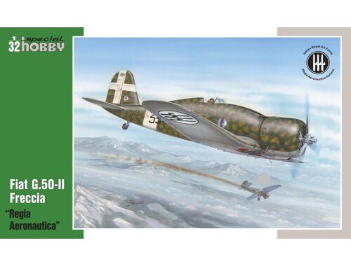 Special Hobby Fiat G.50-II Regia Aeronautica 1:32 (32061)