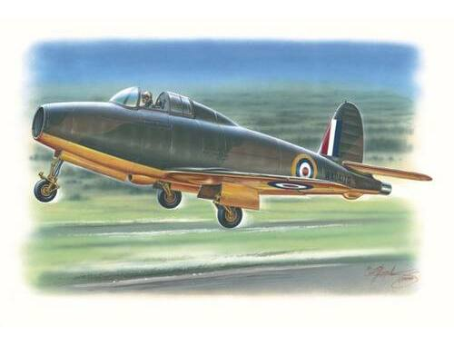 Special Hobby Gloster E.28/39 Pioneer (Squirt) First British Jet 1:48 (48017)