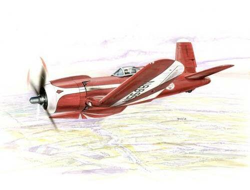Special Hobby F2G Super Corsair Racing Aircraft 1:48 (48049)