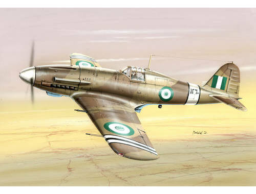 Special Hobby Fiat G.55A Post War Service 1:48 (48087)