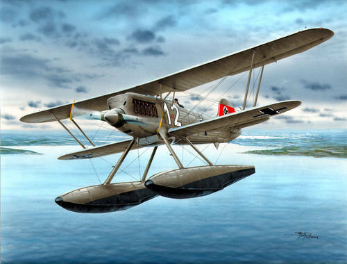 "Special Hobby Heinkel He 51B-2 ""Float Fighter"" 1:48 (48089)"
