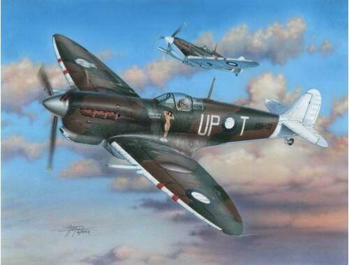 "Special Hobby Spitfire Mk.VC ""RAAF Service"" 1:48 (48100)"