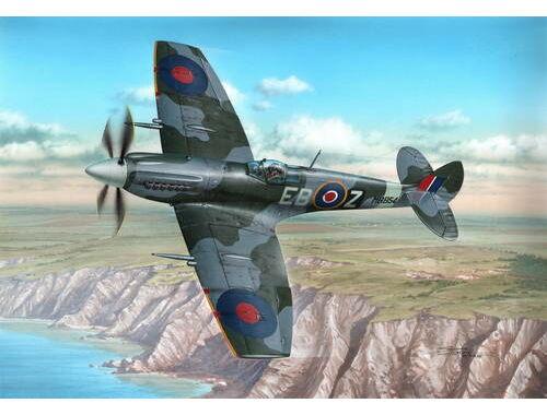 Special Hobby Supermarine Spitfire Mk.XII 1:48 (48107)