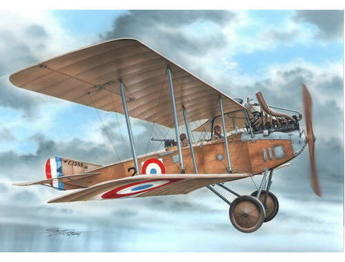 Special Hobby Albatros C.III Captured   Foreign Serv. 1:48 (48113)
