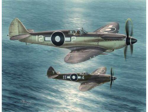 "Special Hobby Seafire Mk.XV ""Far East Service"" 1:48 (48116)"