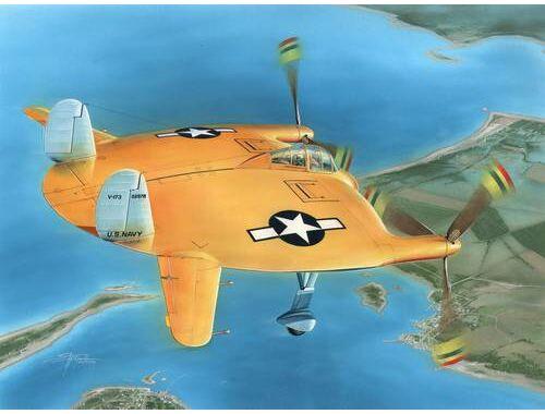 Special Hobby V-173 Flying Pancake 1:48 (48121)