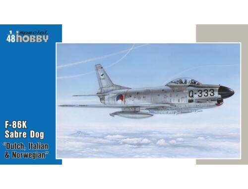 Special Hobby F-86K NATO All Weather Fighter 1:48 (48123)