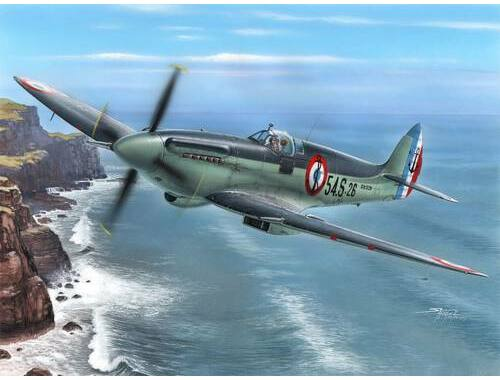 "Special Hobby Seafire Mk.15 ""Aeronavale Service"" 1:48 (48125)"