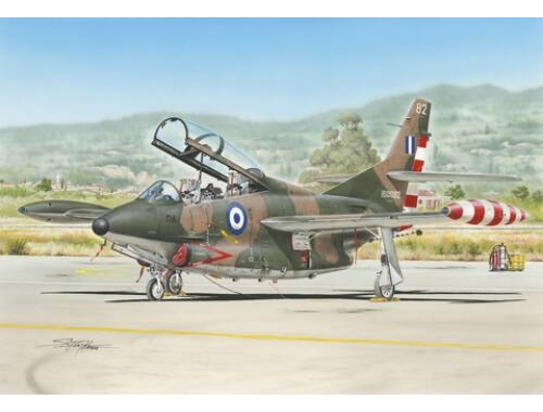 """Special Hobby T-2 Buckeye """"Camouflaged Trainer"""" 1:48 (48129)"""