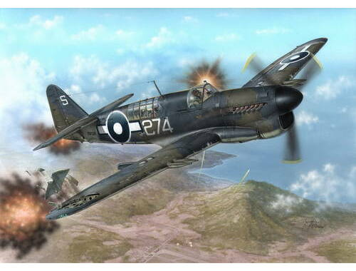"Special Hobby Fairey Firefly Mk.I ""Pacific Fleet"" 1:48 (48131)"