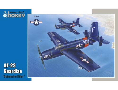 "Special Hobby AF-2S Guardian ""Submarine Killer"" 1:48 (48135)"