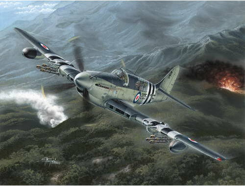 "Special Hobby Fairey Firefly Mk.4/5 ""Korean War"" 1:48 (48136)"